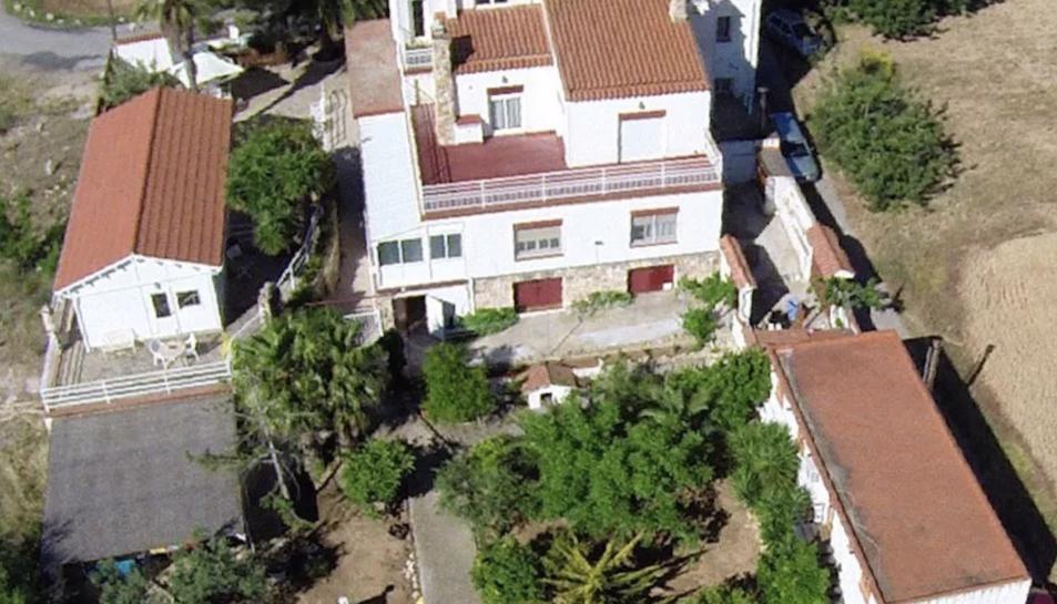 Imatge de la Residència El Colomer.