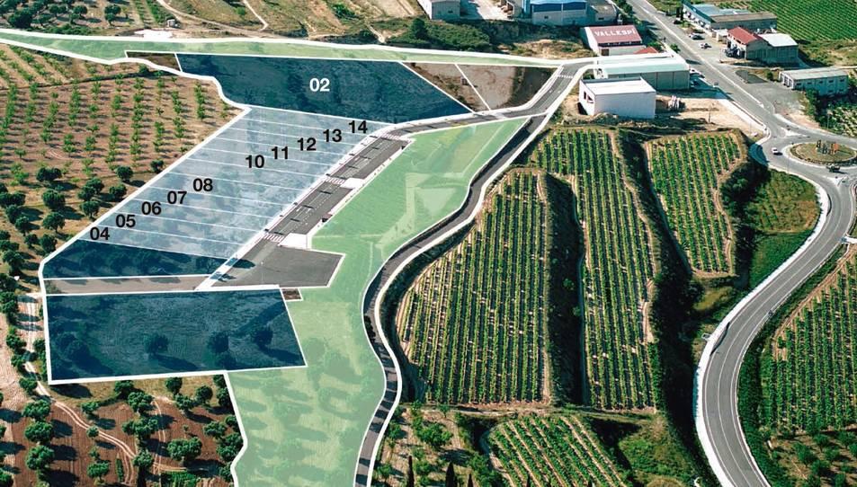 El preu de venda dels terrenys ha estat de 39.096 euros.