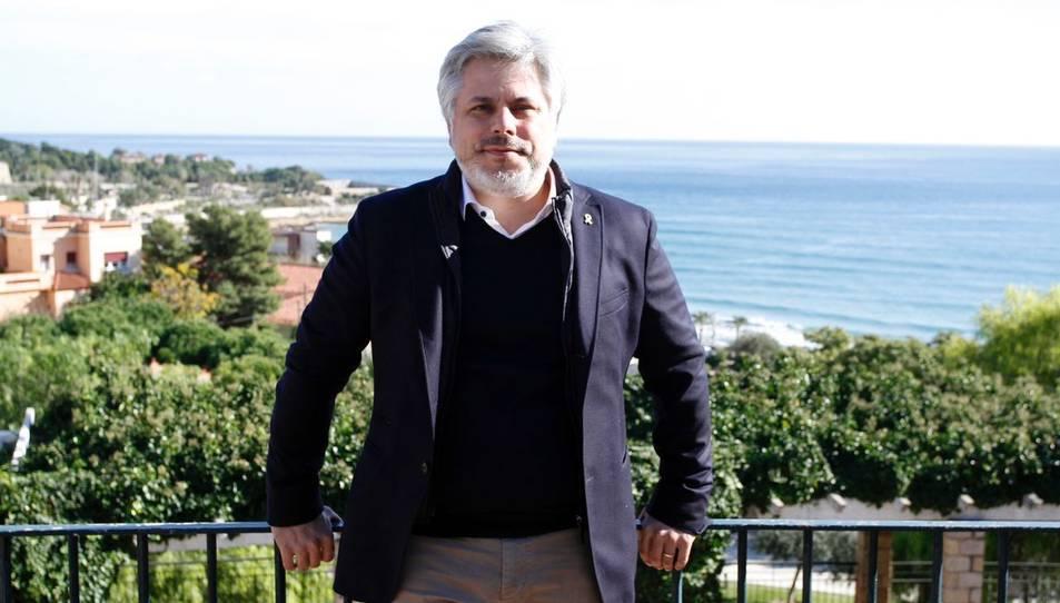 Una imatge d'arxiu d'Albert Batet a Tarragona.