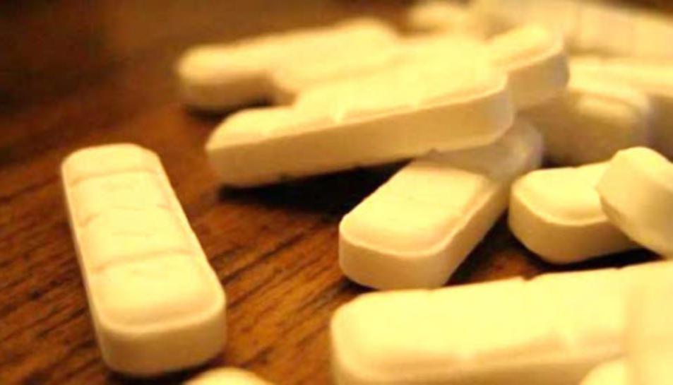 El clonazepam barrejat amb l'haixix és una droga molt buscada.