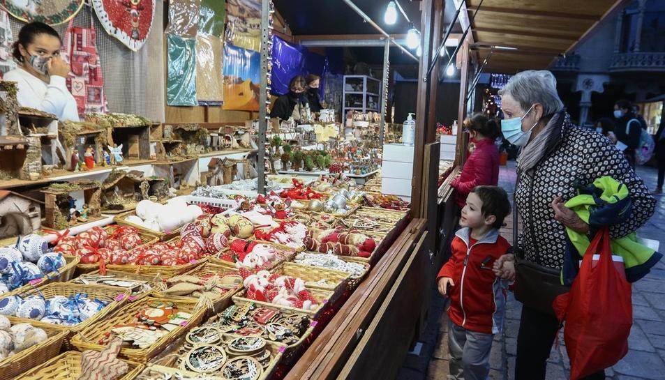 El Mercat de Nadal de Reus (I)