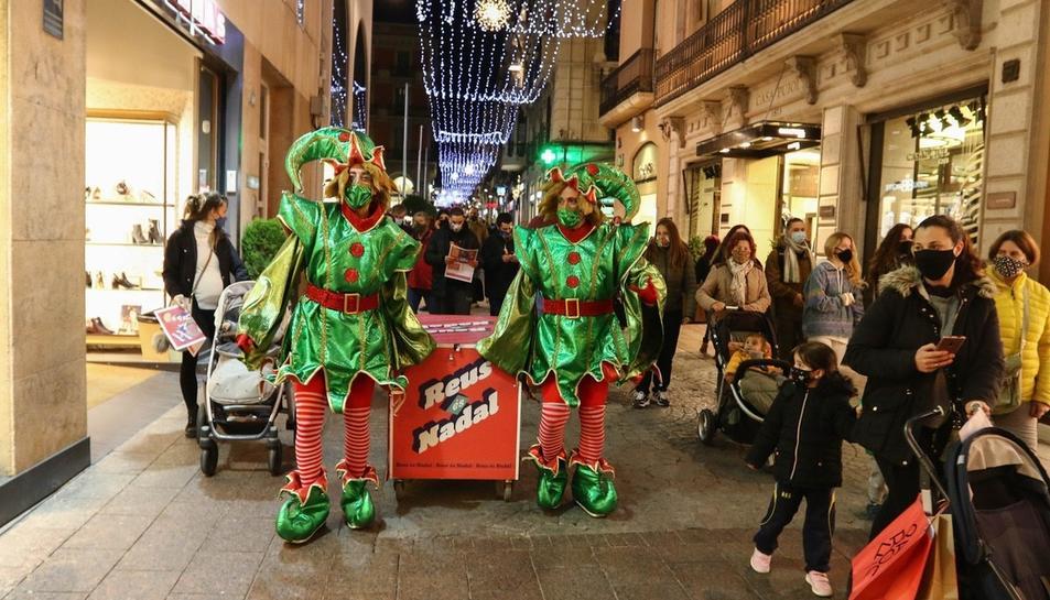 El Mercat de Nadal de Reus (II)