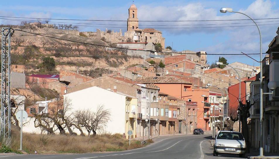 Imatge de Corbera d'Ebre.