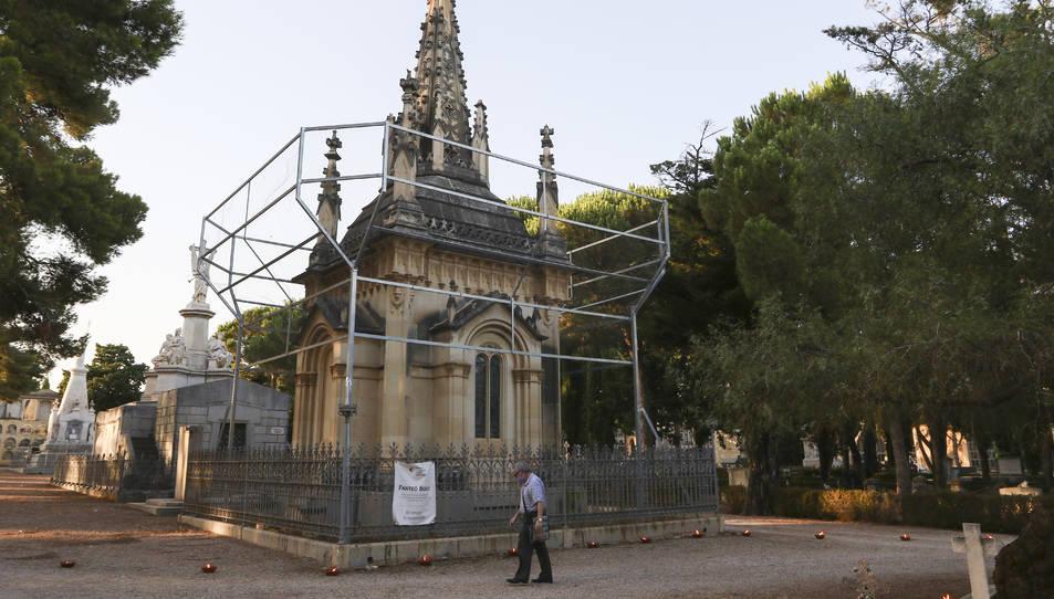 El Panteó Boule es restaurarà l'any vinent.