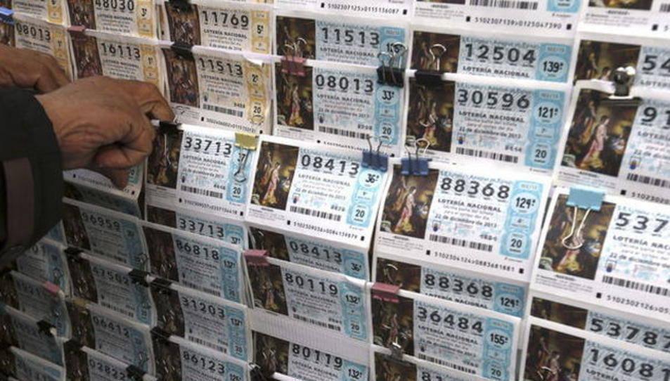 Bitllets de loteria