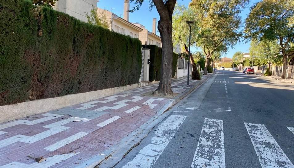 Les últimes actuacions s'han portat a terme als carrers Juan Sebastián Elcano, José San Martín del barri de la Llosa i Drassanes.