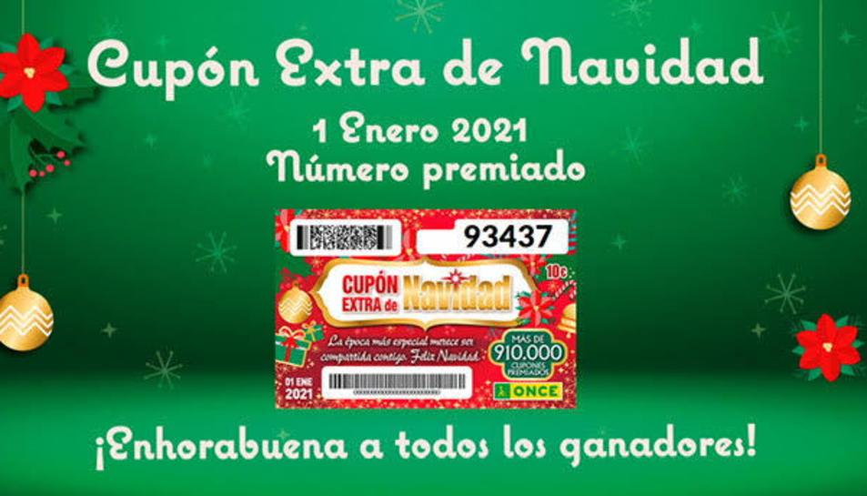 L'Extra de Nadal de l'ONCE.
