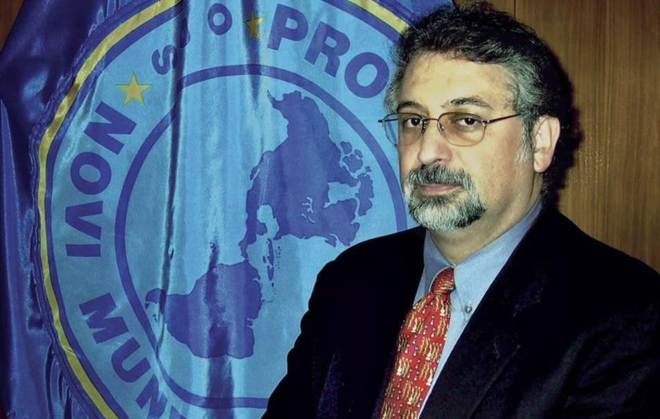 L'epidemiòleg i exdirectiu de l'Organització Mundial de la Salut (OMS) Daniel López Acuña.
