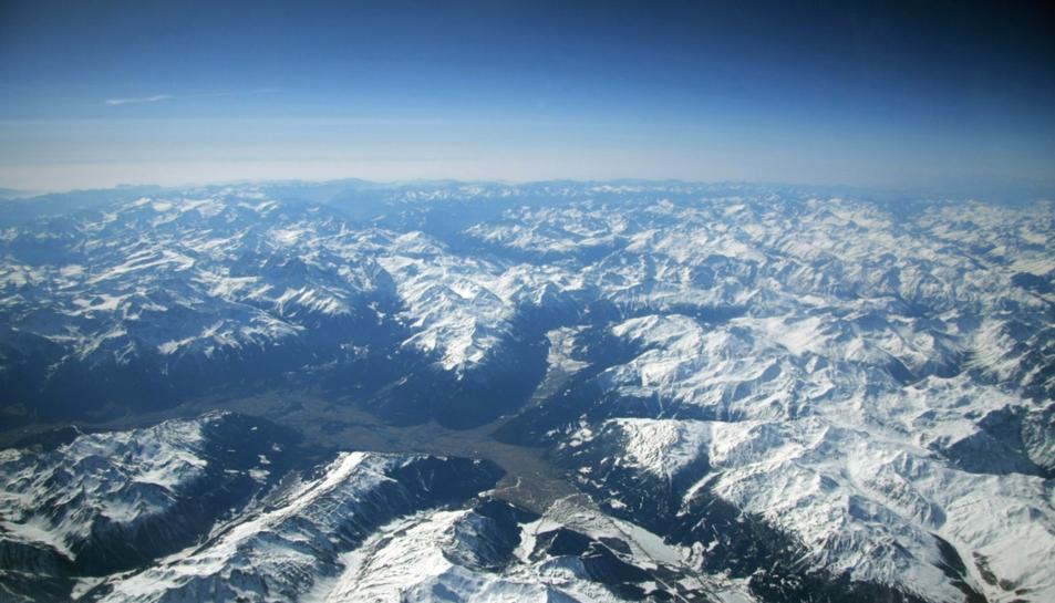 Imatge d'arxiu dels Pirineus.