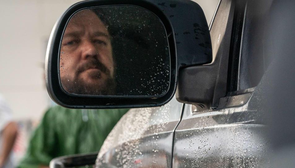 Una imatge de 'Salvaje', amb Russell Crowe.