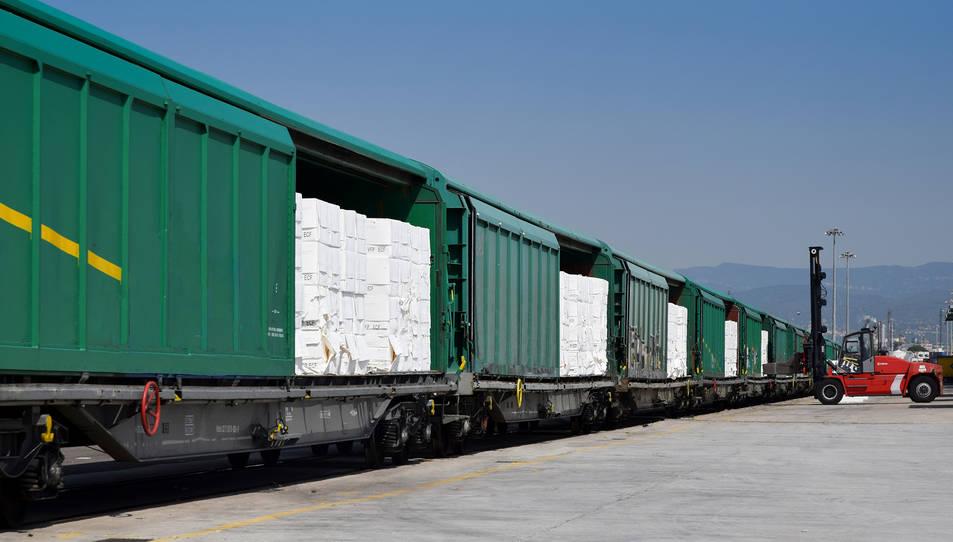 L'operador ferroviari encarregat de les operacions serà Renfe Mercancías.