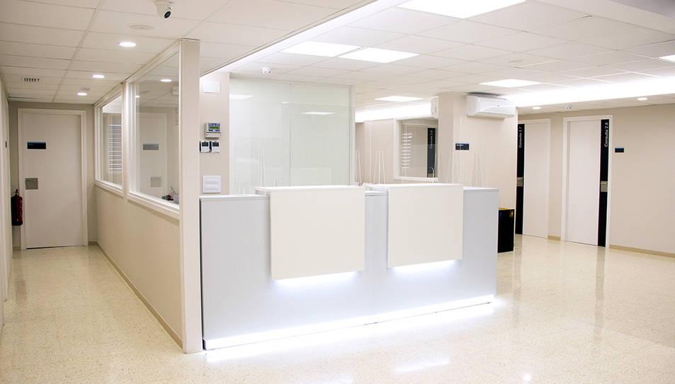 El nou Centre MQ Reus està situat a les dependències de l'antic Hospital.