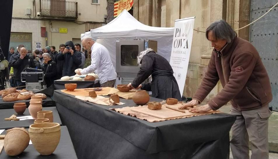 Imatges de la darrera edició de la Fira de Sant Vicenç.