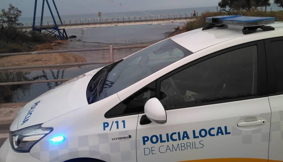 Imatge d'arxiu de la Policial Local de Cambrils.