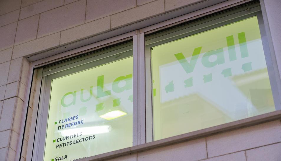 Imatge de l'acadèmia de reforç i idiomes Aula Vall de Tarragona, que actualment fa classes en línia.