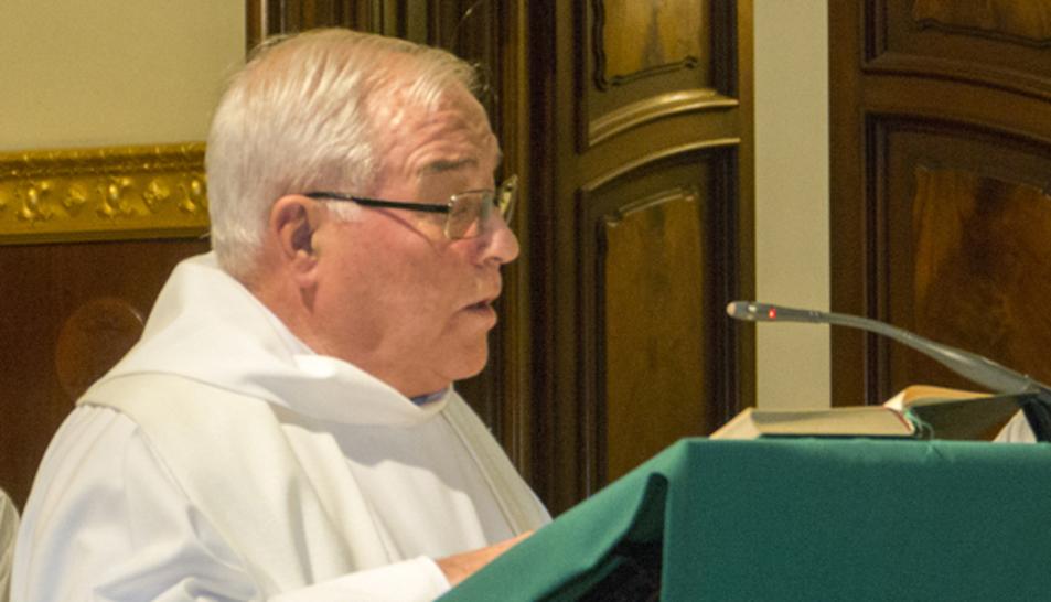 Des de 2016 era rector de la parròquia de Sant Vicenç Màrtir de Castellvell del Camp i del Santuari de la Mare de Déu de Misericòrdia de Reus.