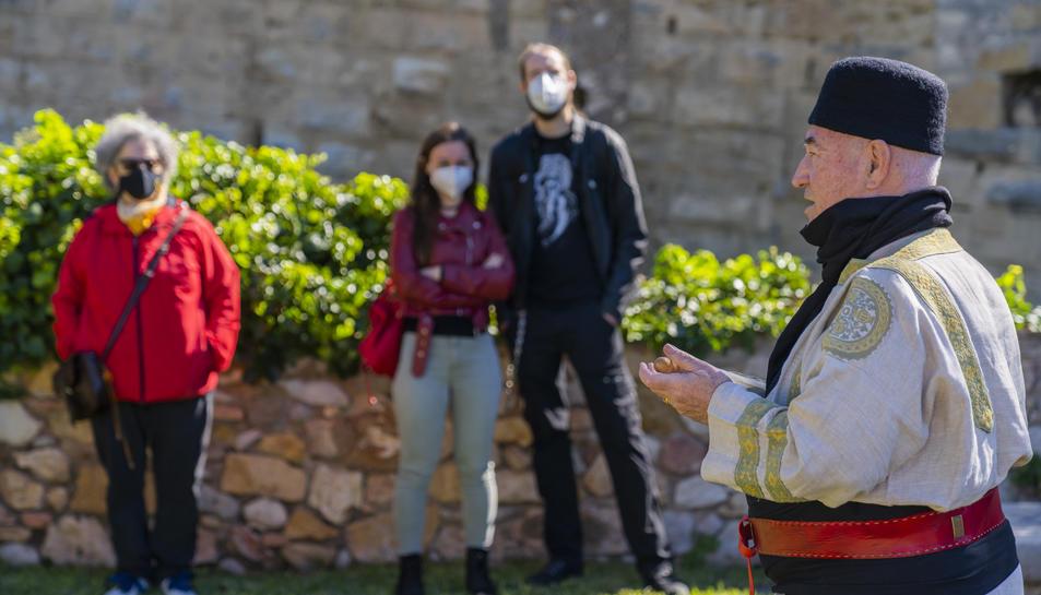 El Tarraco Viva de l'any passat es va adaptar a la pandèmia.