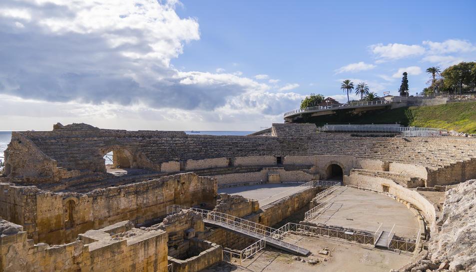 L'Amfiteatre va ser el monument que va rebre més visitants, 53.078, i va desbancar el Pretori i la capçalera del Circ del primer lloc.