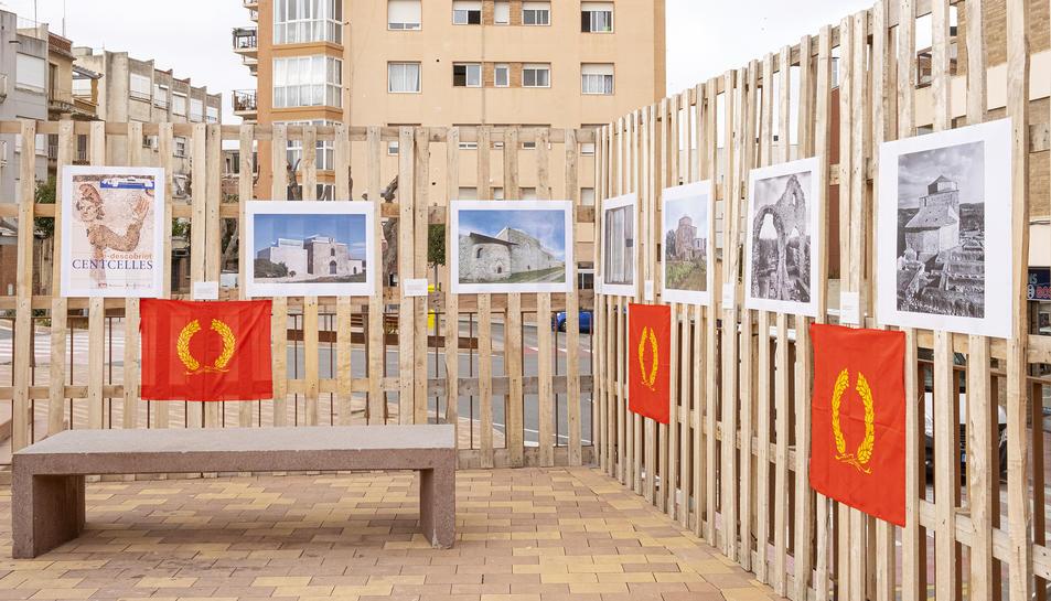 Són imatges que van formar part de l'exposició monogràfica del mateix títol organitzada pel Museu Nacional Arqueològic de Tarragona l'any 2016.