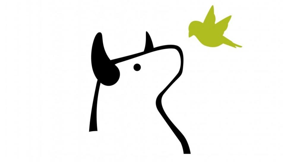 Logo del partit animalista PACMA.