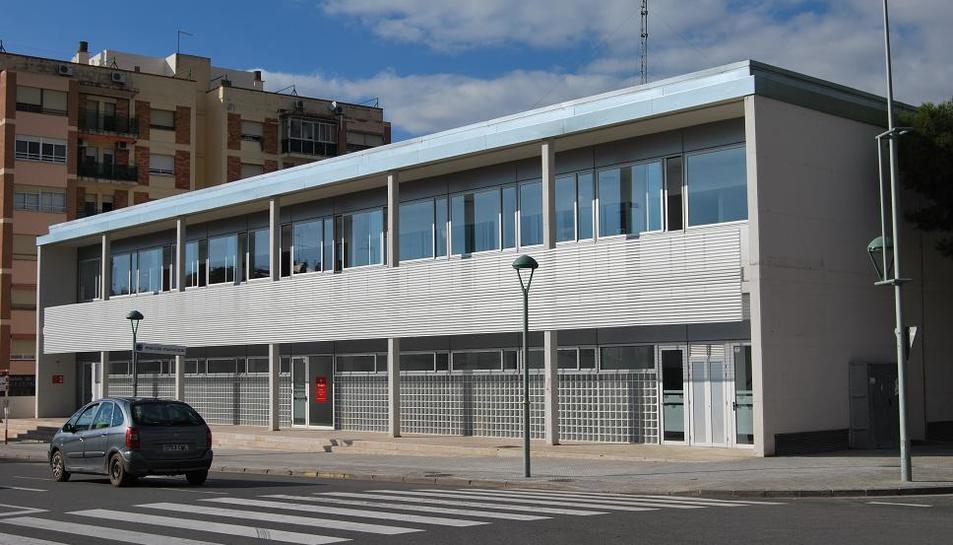 Imatge de la llar municipal de gent gran de La Granja,tancada des del mes de març de 2020.