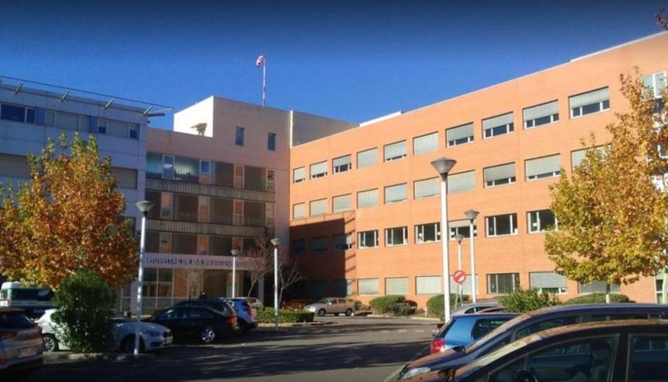 Imatge de l'Hospital La Mancha Centro, de Alcázar de San Juan (Ciudad Real).