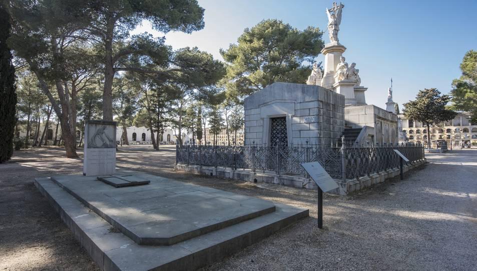 El Cementiri General de Reus.