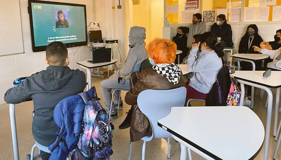 Hi participen 39 centres educatius de Tarragona.
