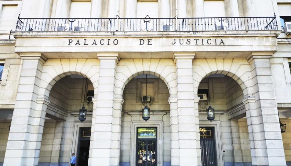 L'Audiència Provincial de Sevilla.