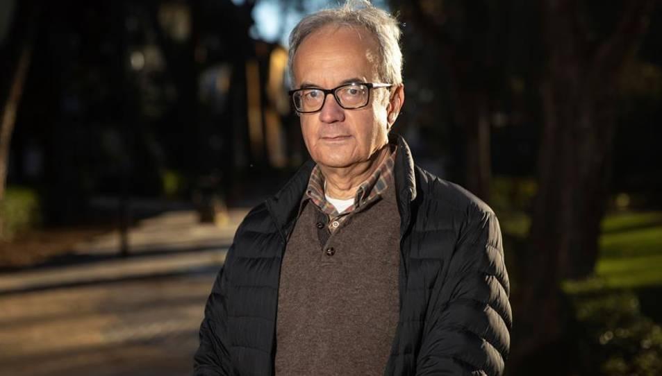 L'epidemiòleg i president del Comitè d'Ètica de la Ivnestigació de l'Institut ode Salud Carlos III, Fernando García.