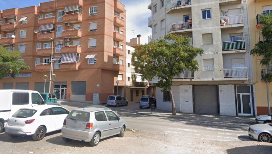 El 'youtuber' ha fet un vídeo per comentar un atracament al carrer Sis de Bonavista.
