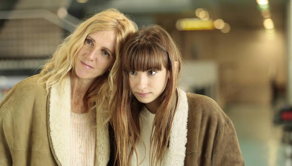 Fotograma de la pel·lícula 'Mi niña'.