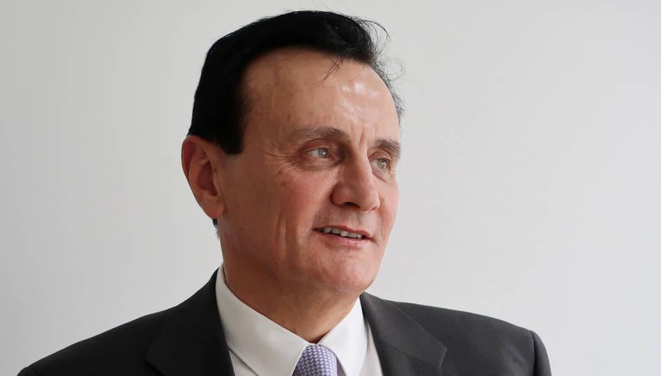 Pascal Soriot, conseller delegat de la companyia farmacèutica AstraZeneca.