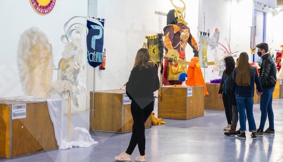 Exposición de los 40 años del Carnaval de Tarragona