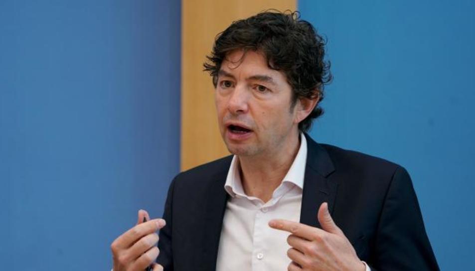 Christian Drosten, director de virología de La Charité de Berlín.