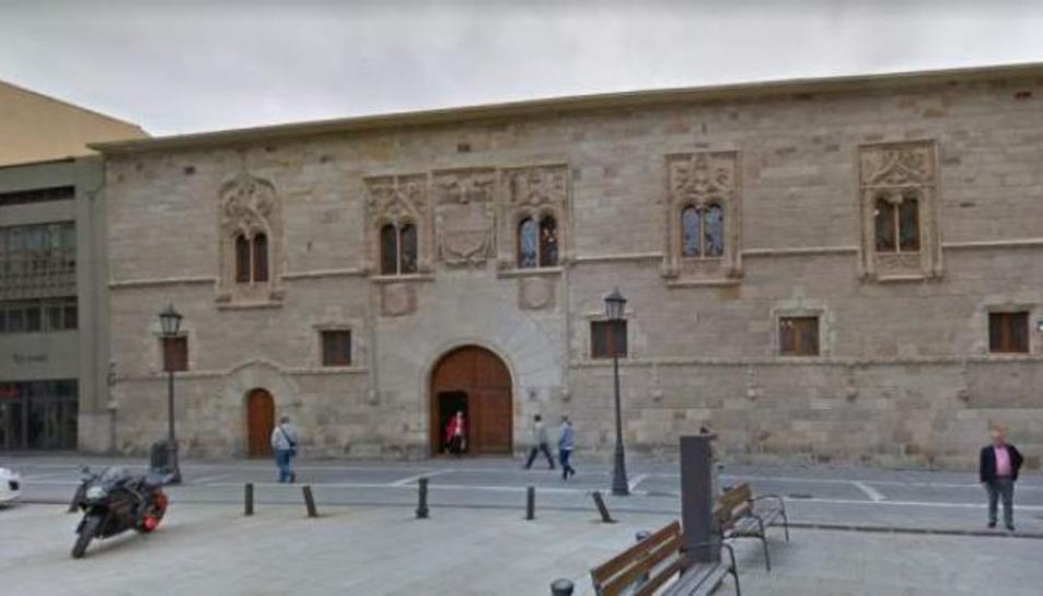 Imatge de l'Audiència Provincial de Zamora.