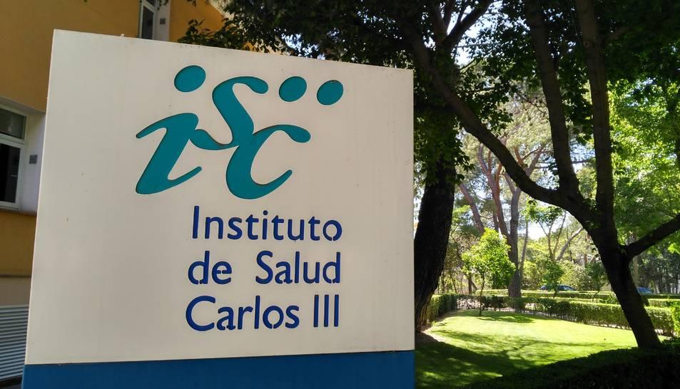 Instituto de Salud Carlos III del Ministerio de Ciencia