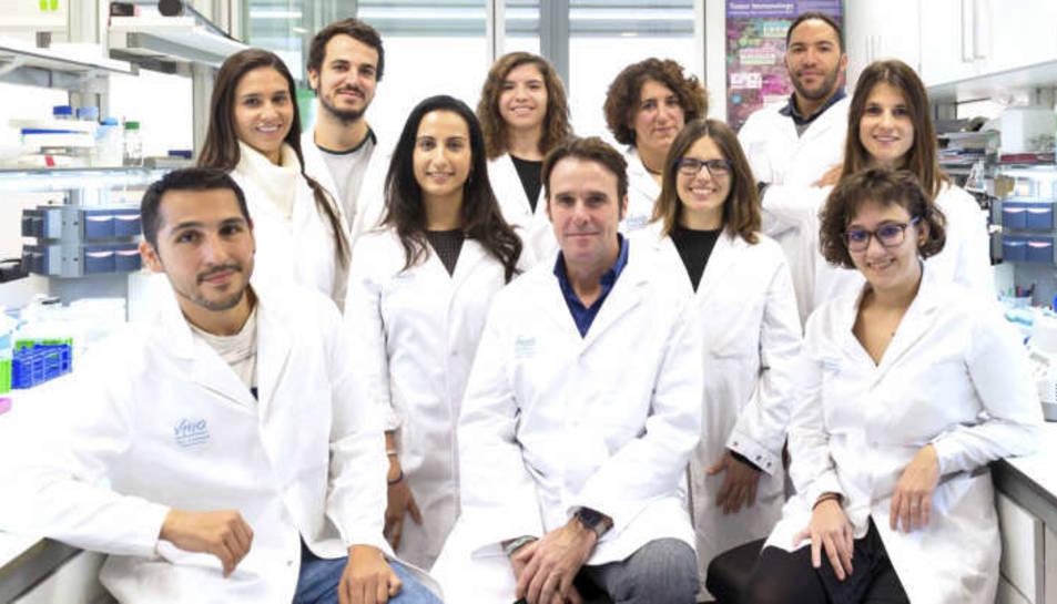 El treball el dirigeix l'investigador del Vall d'Hebron Institut d'Oncologia (VHIO) Joaquín Arribas.