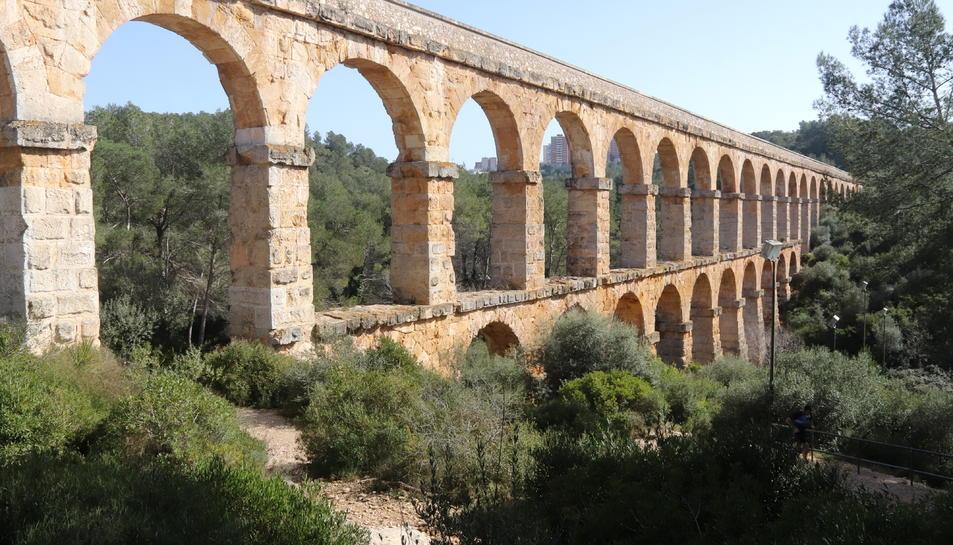 Descobreixen trams de l'aqüeducte romà del Francolí