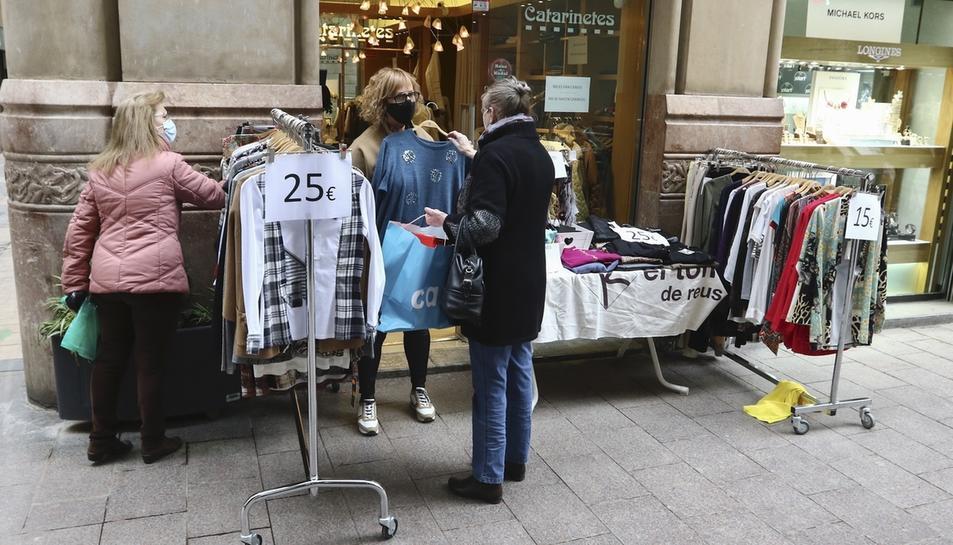 'Les Botigues al Carrer' de Reus