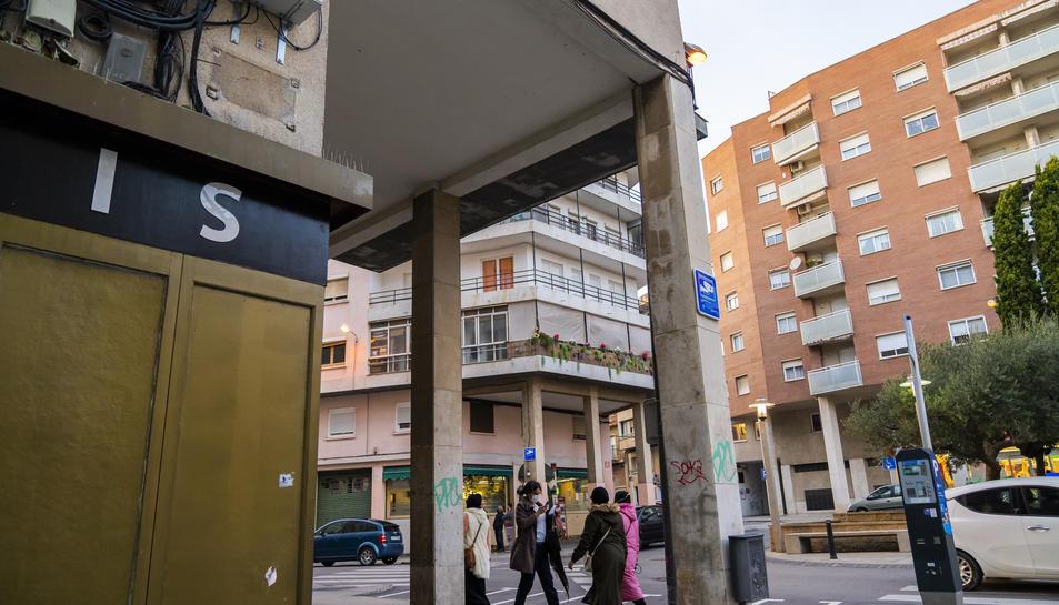 A la Sardana i la plaça del Comte hi ha càmeres des del desembre.