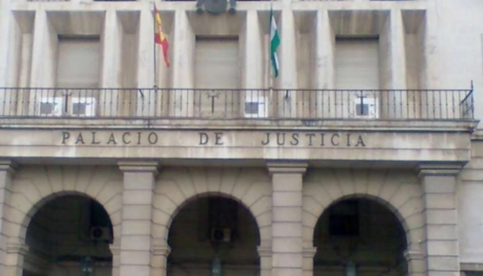 Imatge d'arxiu de l'Audiència Provincial de Sevilla.