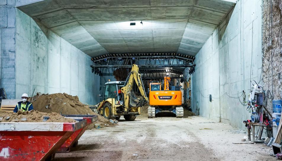 Per sectors, la construcció és el que presenta pitjors dades en relació amb el tancament d'empreses.