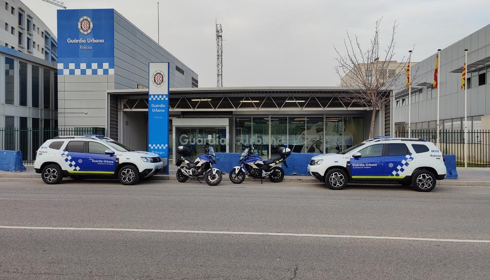 Imatge dels nous vehicles.