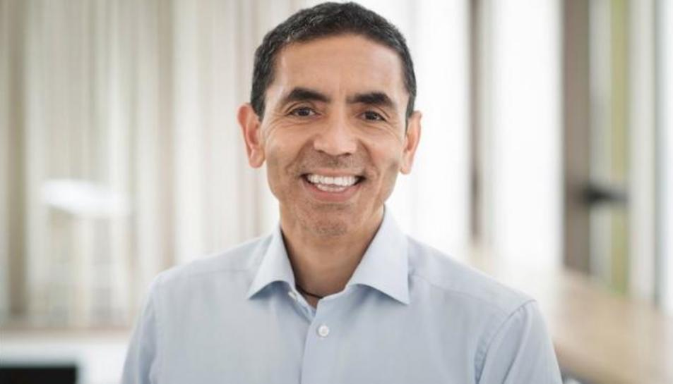 Ugur Sahin, CEO de l'empresa d'Alemanya BioNTech.