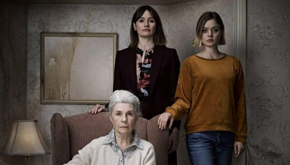 Una imatge del film 'Relic'.