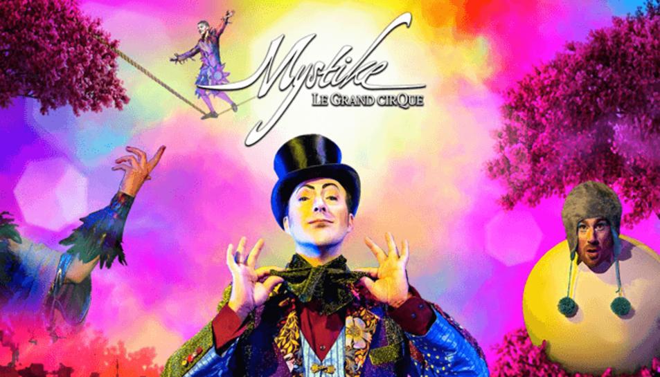 Mystike, circo-teatro-show en Tarragona