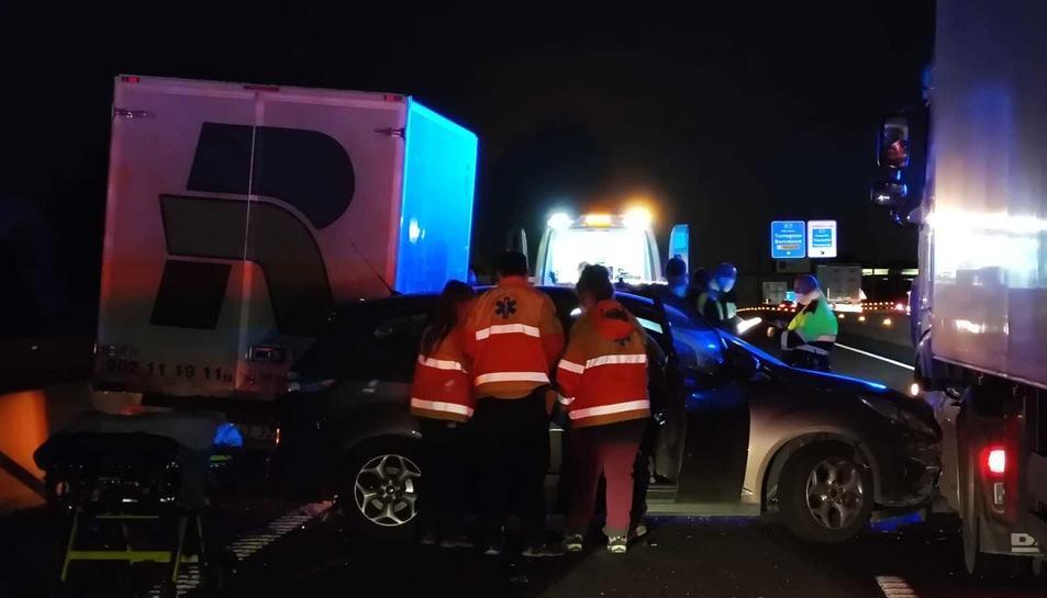 Imatge del vehicle implicat.