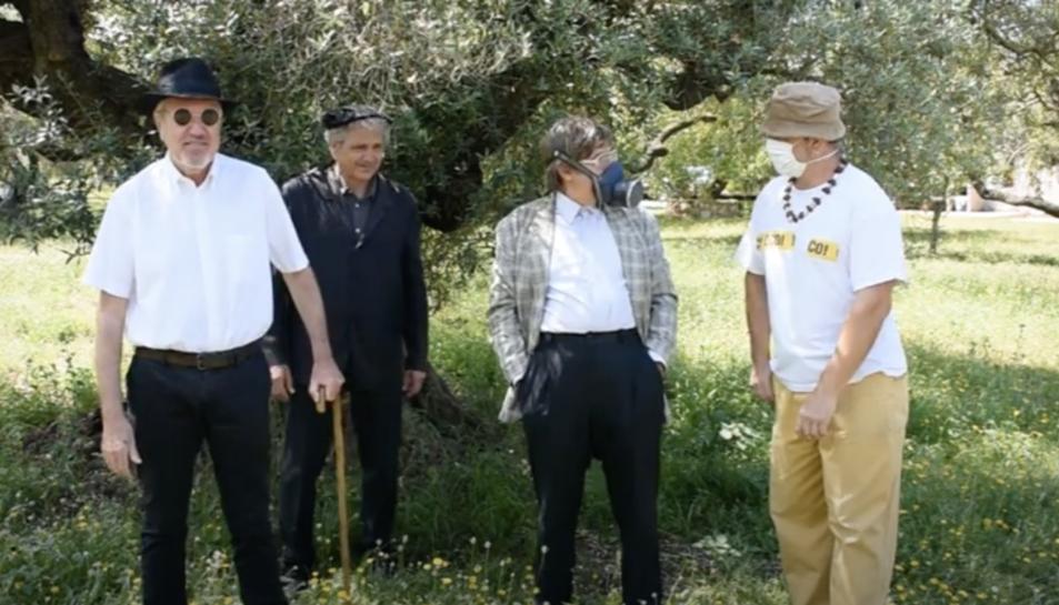 Fotograma del documental 'Crònica de confinament'.