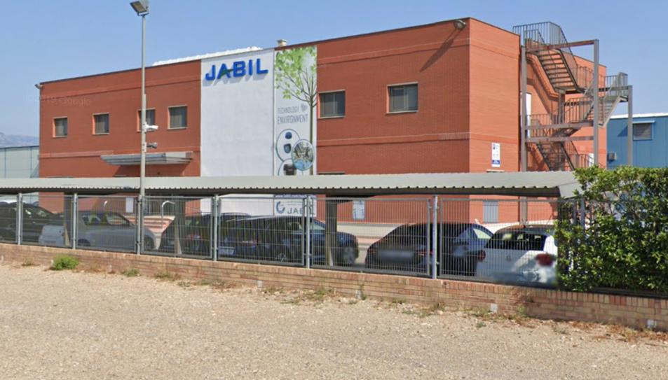 Imatge de les instal·lacions que té l'empresa a Tortosa.